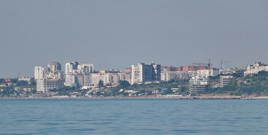 В Одесской области отдыхающие стали свидетелями очередного оползня