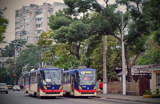 Одесситы смогут отслеживать движение городского транспорта с помощью мобильного приложения