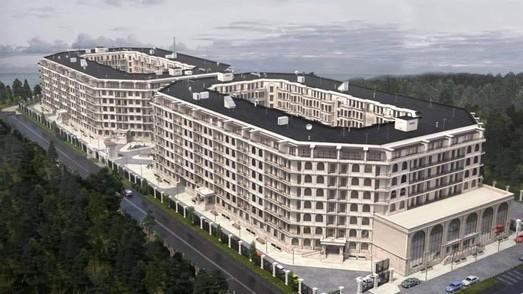 На Даче Ковалевского планируют построить отель
