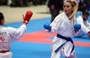 Одесская спортсменка завоевала ещё одну медаль на престижном международном турнире по каратэ