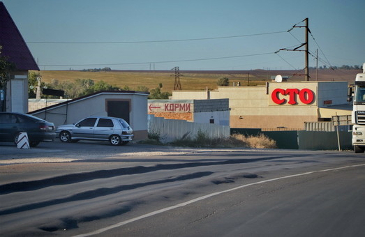 Трассу Одесса – Белгород-Днестровский предлагают расширить и оснастить отбойником