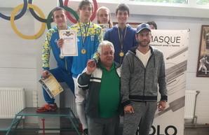 Одесские фехтовальщики стали призёрами чемпионата Украины