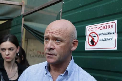 Одесский городской голова находится в очередной заграничной командировке