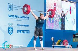 Представительница Одесчины вошла в пятёрку лучших на Чемпионате мира по тяжёлой атлетике