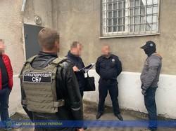 В Одесской области пойманы на взятке начальники полиции и пограничной службы