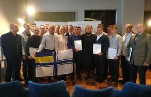 Освобождённые украинские моряки получили квартиры в Одесской области