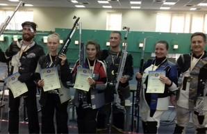 Одесская школьница завоевала «серебро» на чемпионате Украины по пулевой стрельбе