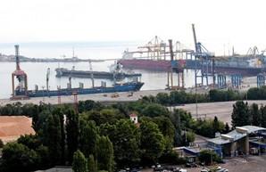 В Черноморске в этом году ожидают рекордный грузопоток