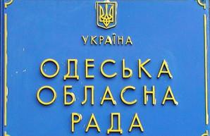В Одесском областном совете начали сбор подписей против «формулы Штайнмайера»