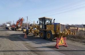 Одесской области выделят 56 миллионов гривен на ремонт автотрассы Р-33