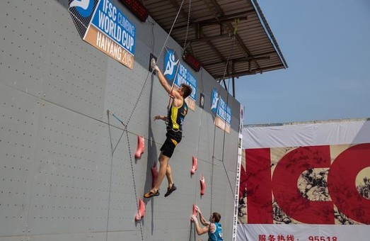 Кубок Украины по скалолазанию пройдёт в Одессе