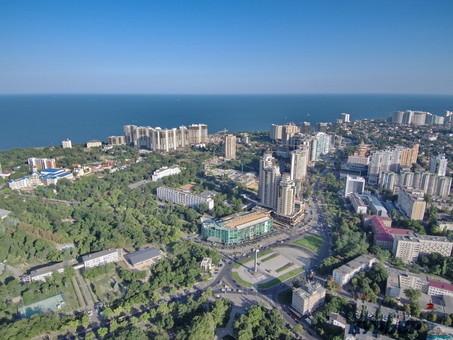 Городской департамент транспорта отменит круговое движение в Одессе на площади 10 апреля