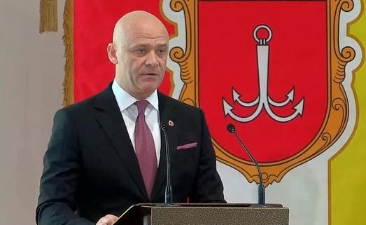 Одесский городской голова решил взять отпуск