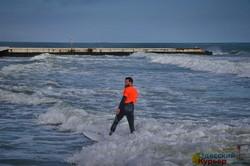 В Аркадии прошёл Чемпионат Украины по сёрфингу
