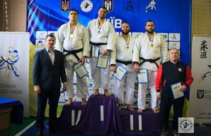 Одессит занял второе место на Чемпионате Украины по дзюдо