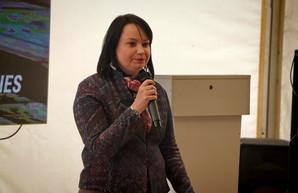Светлана Шаталова уволилась из Одесской ОГА