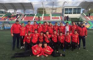 Одесские команды по регби успешно выступили на чемпионате Украины