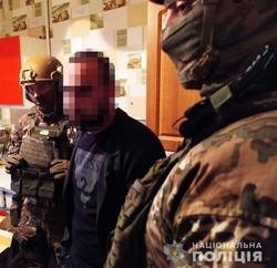 В Одессе раскрыта преступная группировка, занимавшаяся разбоем и вымогательством