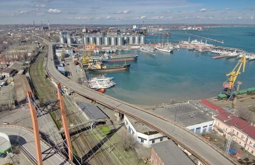 Кабмин назначил нового главу Одесского морского порта