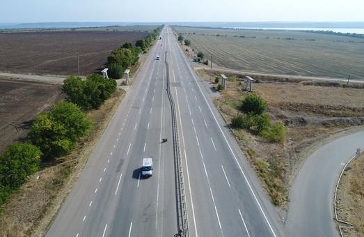 Трассу Киев – Одесса начнут ремонтировать в следующем году