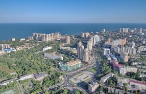 Одесситы протестуют против строительства на Гагаринском плато