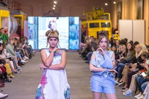 Odessa Fashion Day: дефиле в музее
