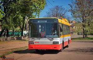 С завтрашнего числа в Одессе начнёт ходить электробус
