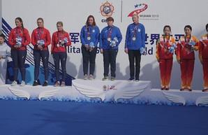 Одесситка заняла первое место на чемпионате мира по пулевой стрельбе