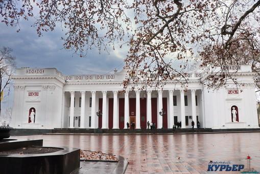 На реставрацию здания Одесского горсовета потратят более 100 миллионов