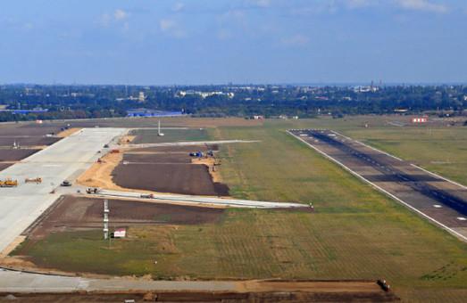 Новый перронный комплекс в аэропорту Одессы сможет обслуживать до восьми самолётов