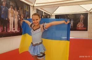 Школьница из Одесской области заняла первое место на престижном цирковом фестивале
