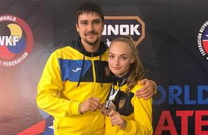 Одесситка стала призёром чемпионата мира по каратэ