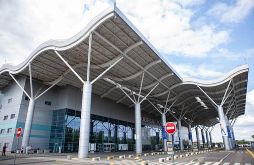 С ноября новый терминал одесского аэропорта начнёт обслуживать международные рейсы