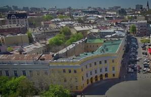 Часть территории Дворца моряков в Одессе отдадут под строительство отеля