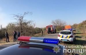 Два человека погибли и трое госпитализированы в результате аварии в Одесской области