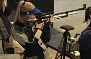 Четыре медали завоевали одесситы на всеукраинских соревнованиях по стрельбе