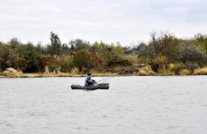 В Одесской области введён запрет на вылов рыбы в пределах зимовальных ям