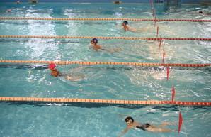 Одесская «Академия спорта» приняла всеукраинский турнир по плаванию