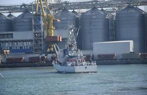 Катера класса Island станут частью Военно-морских сил Украины