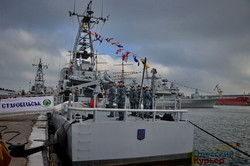 Как американские патрульные катера в Одессе принимали в состав украинского флота