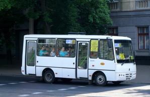 Конечные остановки двух одесских маршруток перенесут подальше от памятника архитектуры