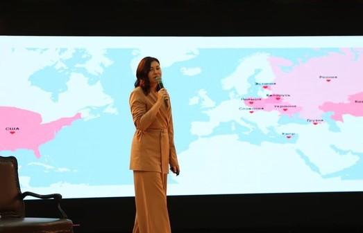 В Одессе прошёл международный форум для предпринимателей