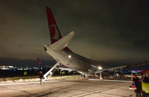 Турецкая компания приостановила авиасообщение с Одессой