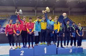 Одесситы победили сразу в двух международных турнирах по фехтованию