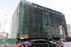 В Одессе идёт реставрация дома Либмана
