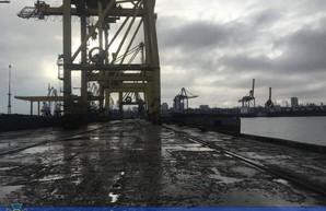 СБУ расследует хищение 40 миллионов во время реконструкции причала в Черноморске