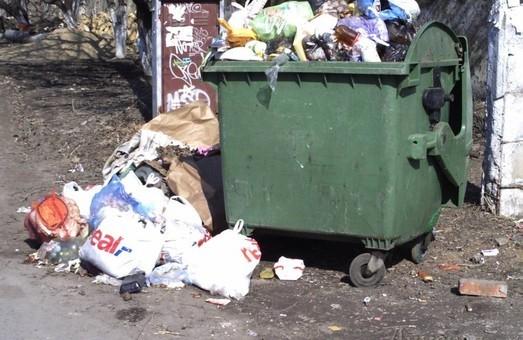 В Суворовском районе Одессы ожидается повышение тарифа на вывоз мусора