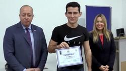 Одесским военнослужащим выдали сертификаты по программе НАТО