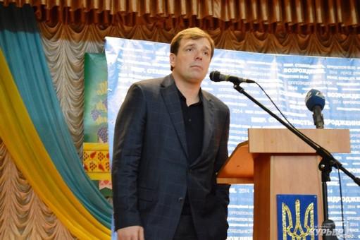 Экс-председатель Одесской обладминистрации попал в список нардепов-кнопкодавов