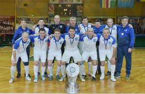 Одесситы стали победителями Суперкубка Украины по футзалу